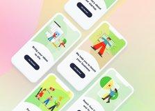 Online Shopping Web Illustrations Product Image 4
