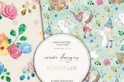 Forest Life Patterns Product Image 2