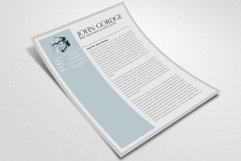 Word Resume CV Template Product Image 3