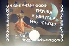 Storybook Banners - A Dingbat Font Full of Magical Borders Product Image 5