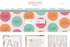 Verstyle | A Versatile Sans Serif Typeface Product Image 6