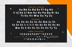 Pic A Boo - Halloween Display Typeface Product Image 5