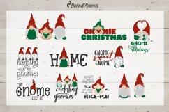 Christmas Gnomes SVG Bundle   Funny Christmas SVG Bundle Product Image 2