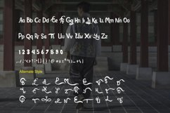 Kamseyong Display font Product Image 5