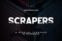 Scrapers Product Image 1