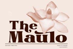 The Maulo Product Image 1