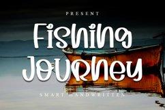 Fishing Journey - Smart Handwritten Font Product Image 1