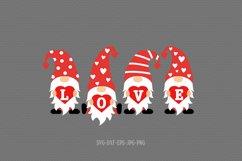 valentines day gnome svg, gnomes svg, bundle svg bundle Product Image 2