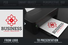 100 Logo Mockups Bundle Vol.5 Product Image 3