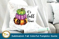 Fall Sublimation Cliparts Bundle Product Image 4