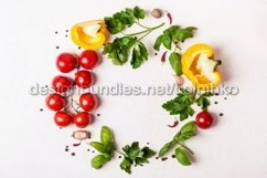 Fresh Organic Vegetables Product Image 1