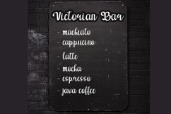 victoria font Product Image 4