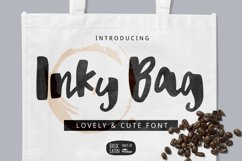 Inky Bag Font Product Image 1