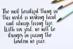 Womenlove - Beauty Calligraphy Font Product Image 4