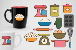 Cooking and Baking Utensils Illustrations Bundle Product Image 3