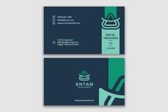 Smart Business Card Template Product Image 1