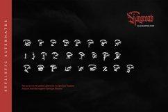 Kingroad-Autentic Blackletter Font Product Image 3