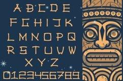 Web Font Hawaiian Tiki Island Font Product Image 2