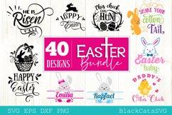 Easter Bundle SVG 40 designs Product Image 4