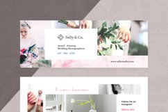 Canva - Marble Facebook Cover Pack Product Image 10