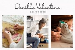 Adelia Signature - Crafty Signature Font Product Image 4