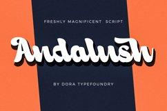 Andalush Product Image 1