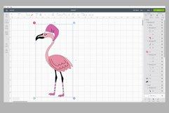 Christmas flamingos set Product Image 2