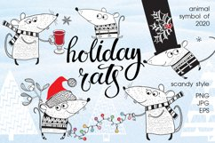 Holiday rats. Product Image 1