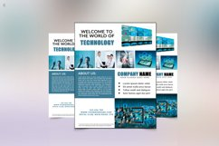 Technology Flyer Template Product Image 3