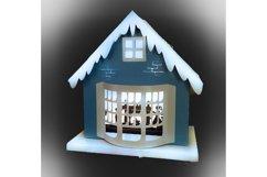 One more sleep Christmas house Product Image 1