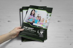 Education Bifold Trifold Brochure Product Image 6