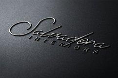 Signatrust / 2 font signature Product Image 2