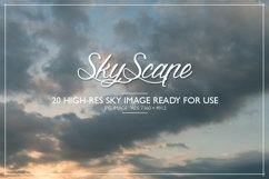SKYSCAPE - 20 Hi-Res Sky images Product Image 1