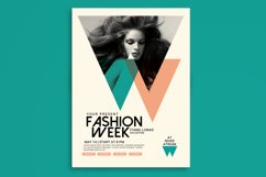Fashion Week Flyer Product Image 6