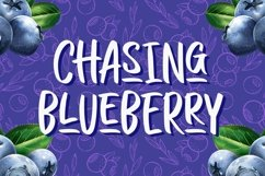 Chasing Blueberry Product Image 1