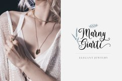 Brightside - Modern Calligraphy Font Product Image 5