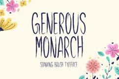 Generous Monarch Product Image 1