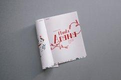 Avery - Christmas Fairy font Product Image 3
