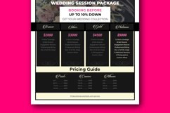 Photography Pricing Guid Template Product Image 2
