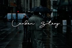 Dream Only   Handwritten Font Product Image 4