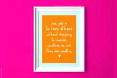 Rushi Orange Font Product Image 4