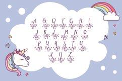 Rainbow Script Product Image 5