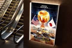 Basketball World Cup Product Image 2