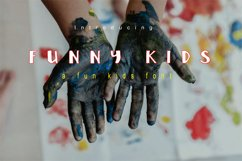 Funny Kids Font Product Image 1