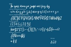 Ellies   Handwriting Modern Script Product Image 6