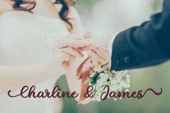 Charline Regular and Italic Product Image 2