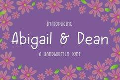 Abigail & Dean Product Image 1