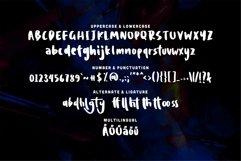 Web Font Serina - Bold & Handdraw Font Product Image 4