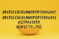 Lemony Cheesecake Font Duo Product Image 6