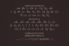 Web Font Alpha Gigantea Font Product Image 3